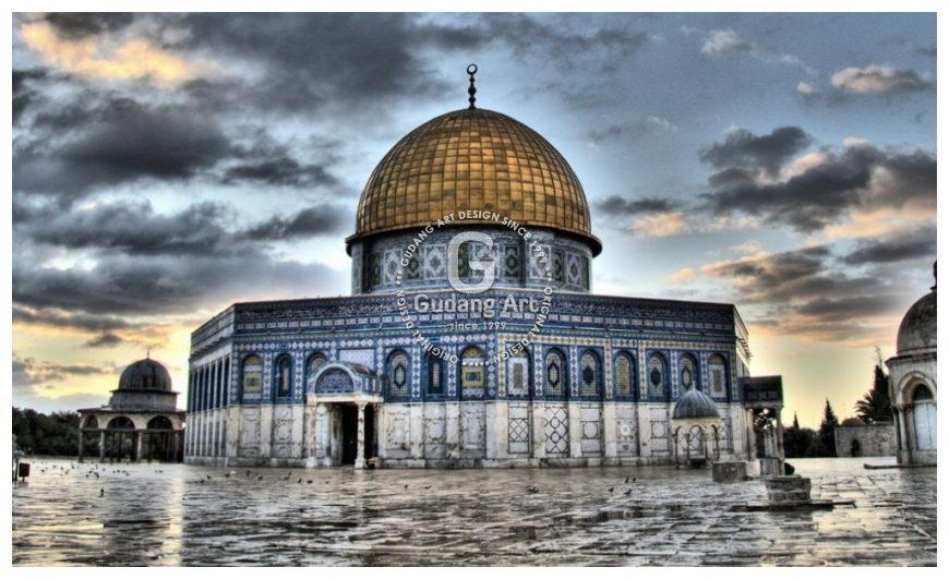 3 Masjid Suci dan Masjid Terindah Di Dunia
