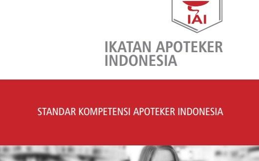 Blue Print Ujian Kompetensi Apoteker Indonesia Metode CBT dan OSCE