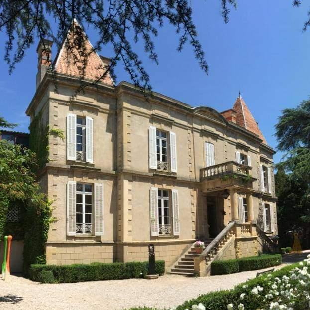 chateau de Bosc Domazan
