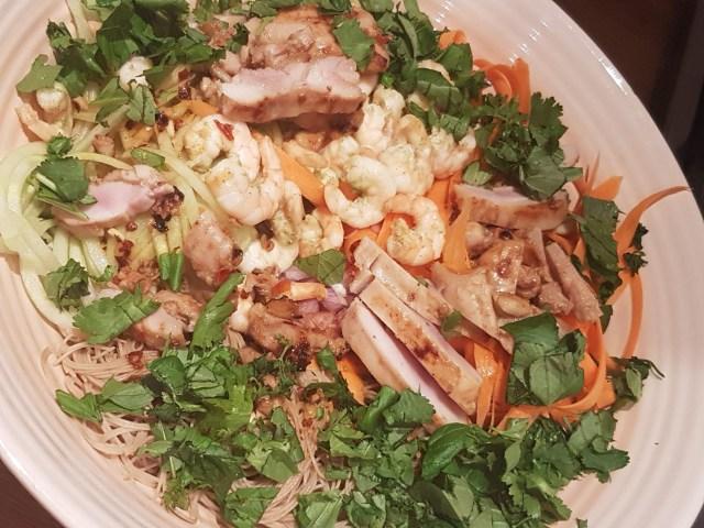 Vietnamese Summer Salad