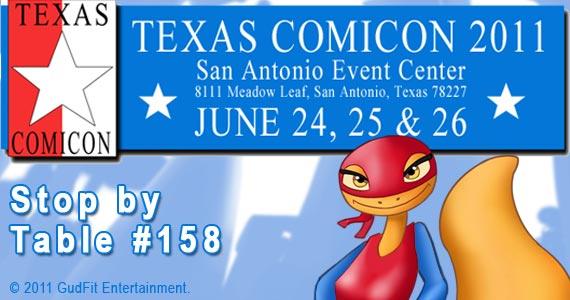 Texas Comicon