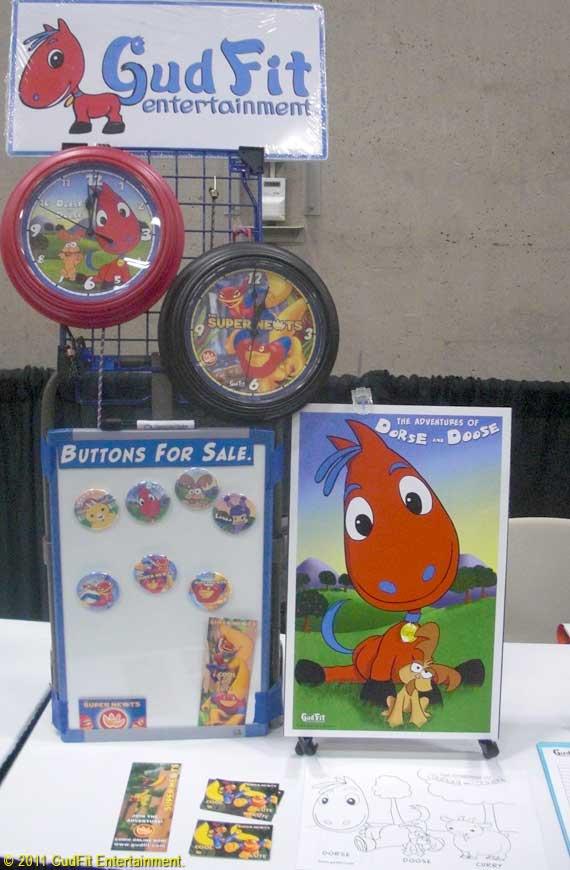 GudFit - Dorse and Doose - San Diego Comic Con