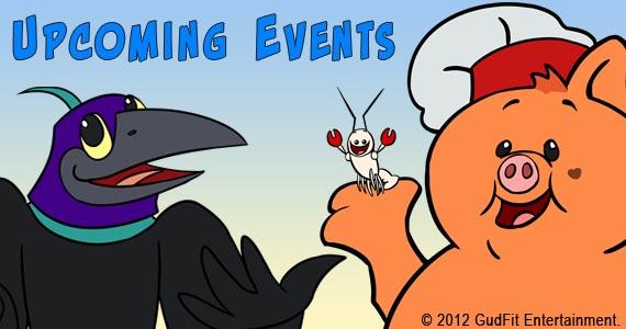 Events - GudFit Entertainment