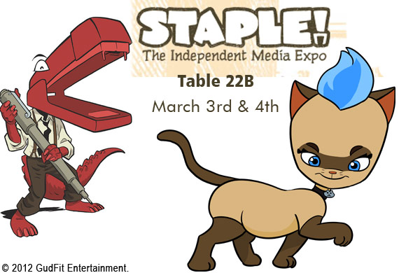 Staple 2012 - Gud Fit Entertainment