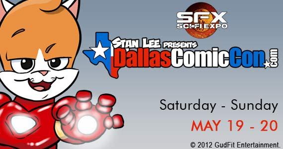 Dallas Comic Con - GudFit Entertainment
