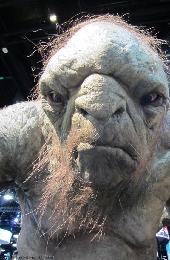 San Diego Comic Con - Weta Troll - GudFit