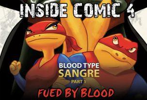 Super Newts Inside Comic4_Blood Type Sangre-GudFit Entertainment