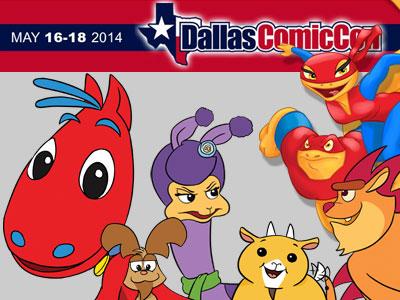DallasCC 2014: Dorse, Super Newts, GudFit