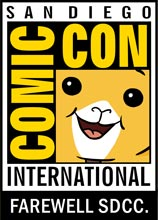 Farewell San Diego Comic Con
