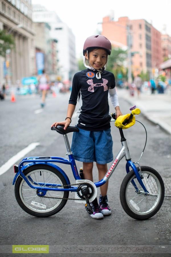 Summer Streets 2012 Bike Portraits