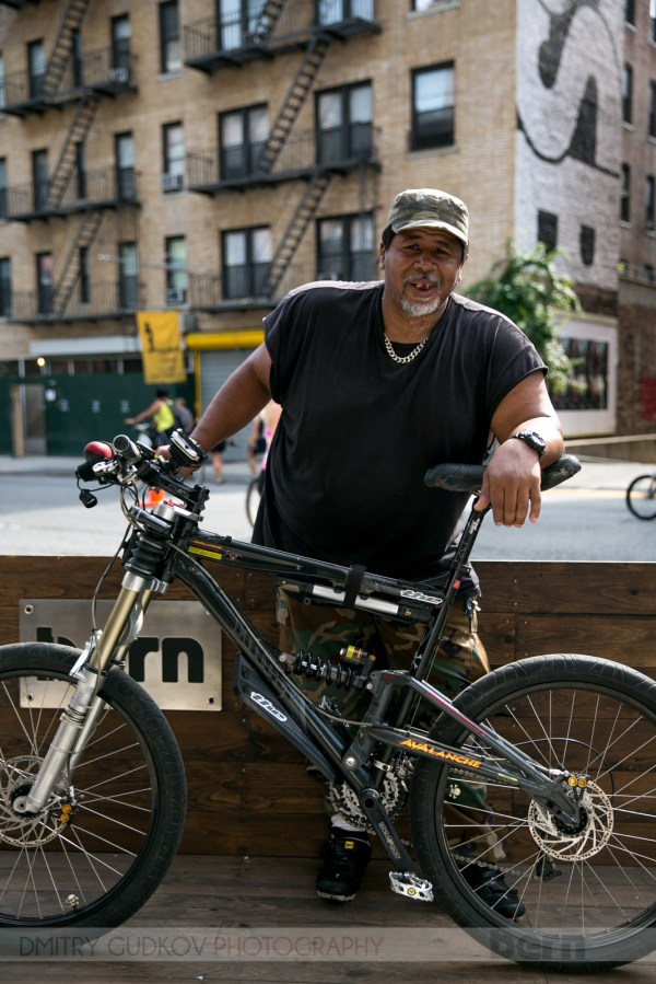 Bike Portraits at Summer Streets 2013