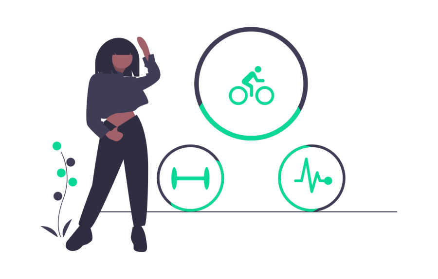 être en bonne santé grâce au vélo