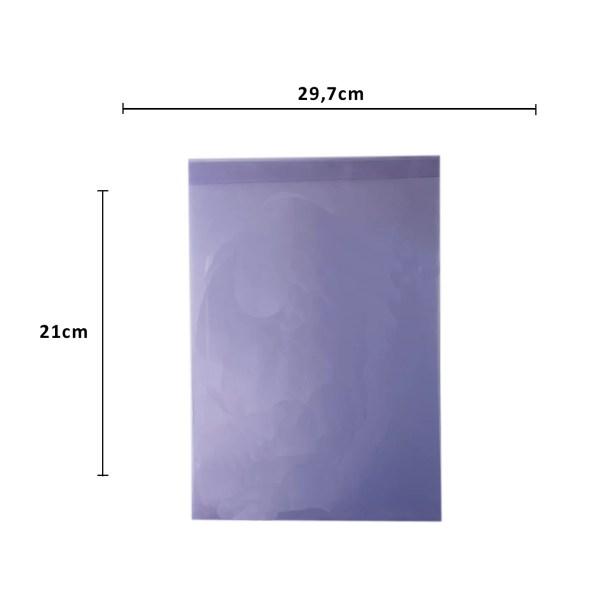 DISPLAY PVC A4/A5/A6- CAIXA COM 10 UNIDADES 5
