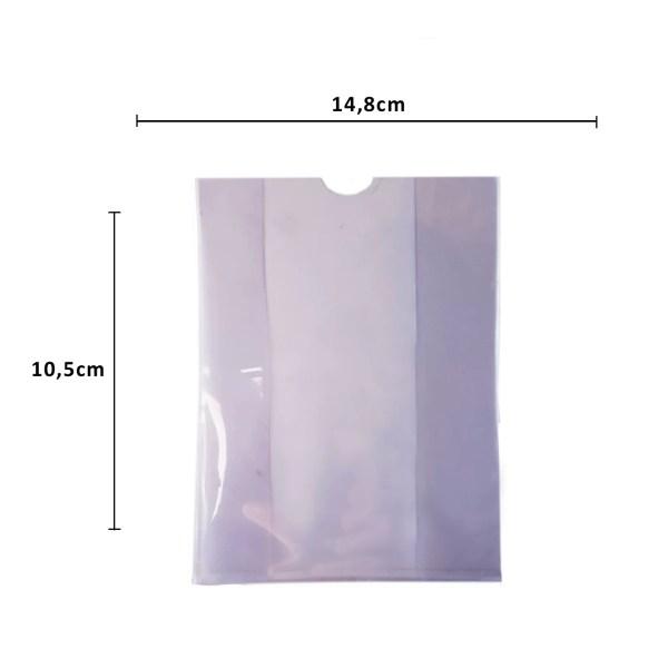 DISPLAY PVC A4/A5/A6- CAIXA COM 10 UNIDADES 7