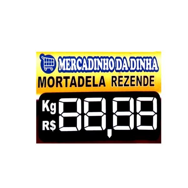 PRECIFICADOR PVC GÔNDOLA 1