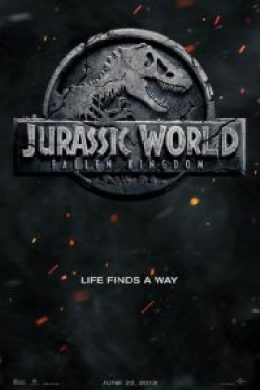 film terbaru jurassic world fallen kingdom