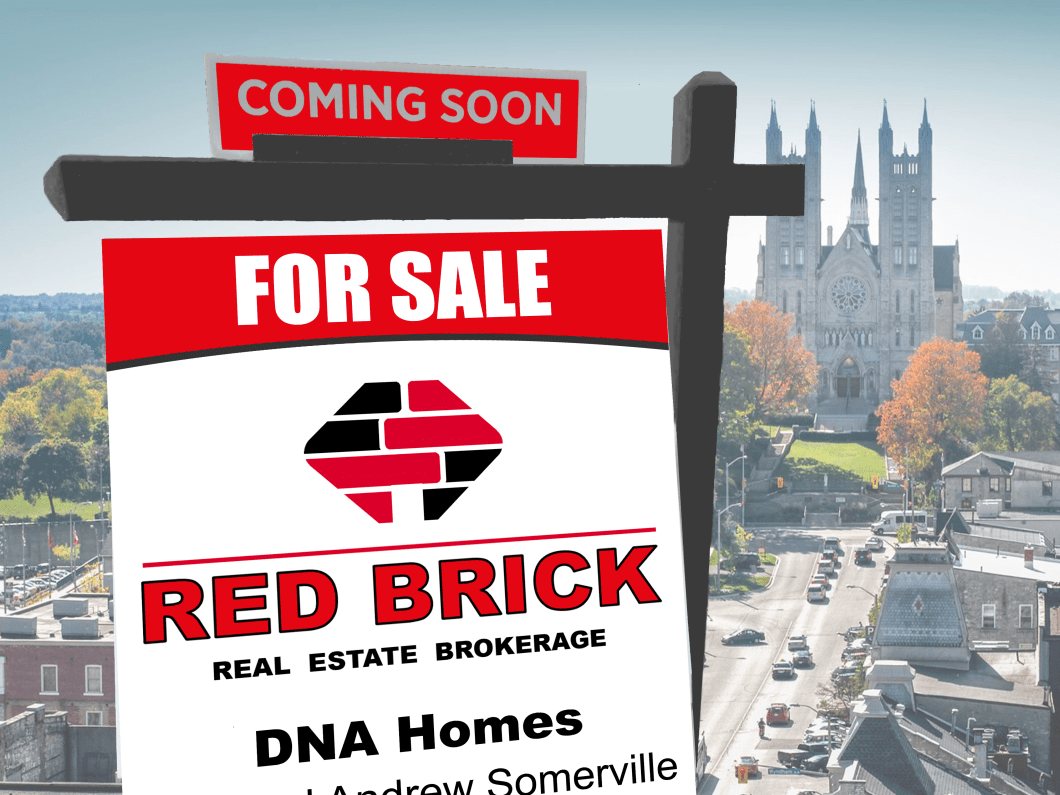 Red Brick Real Estate - DNA Homes - Coming Soon