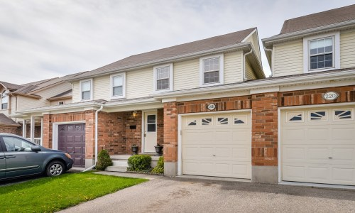 freehold link townhouse