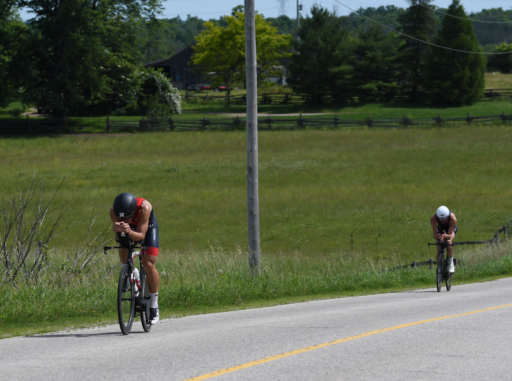 Photos: LPC Canada Day cycling time trials