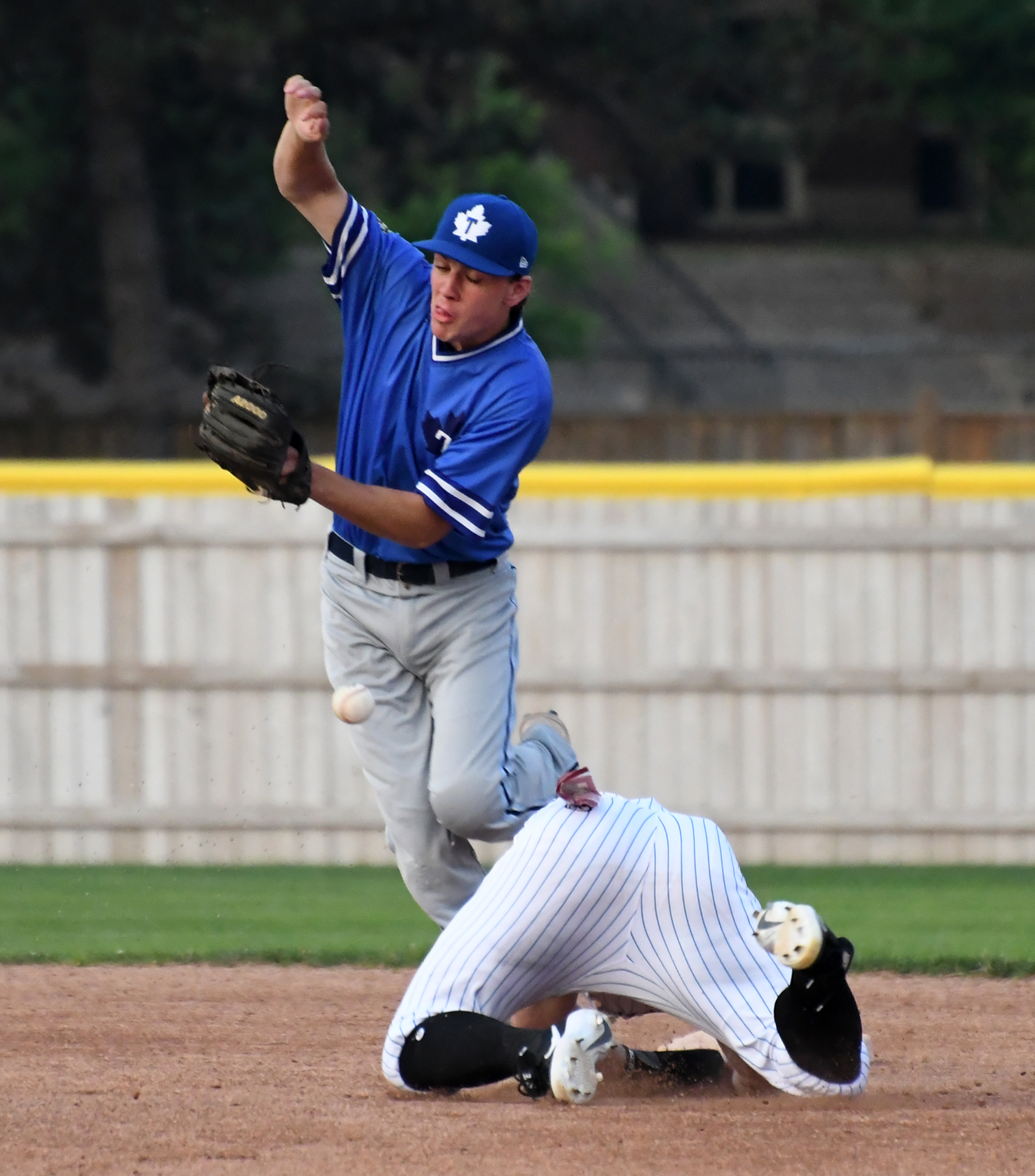 Photos: Guelph Royals-Toronto IBL baseball