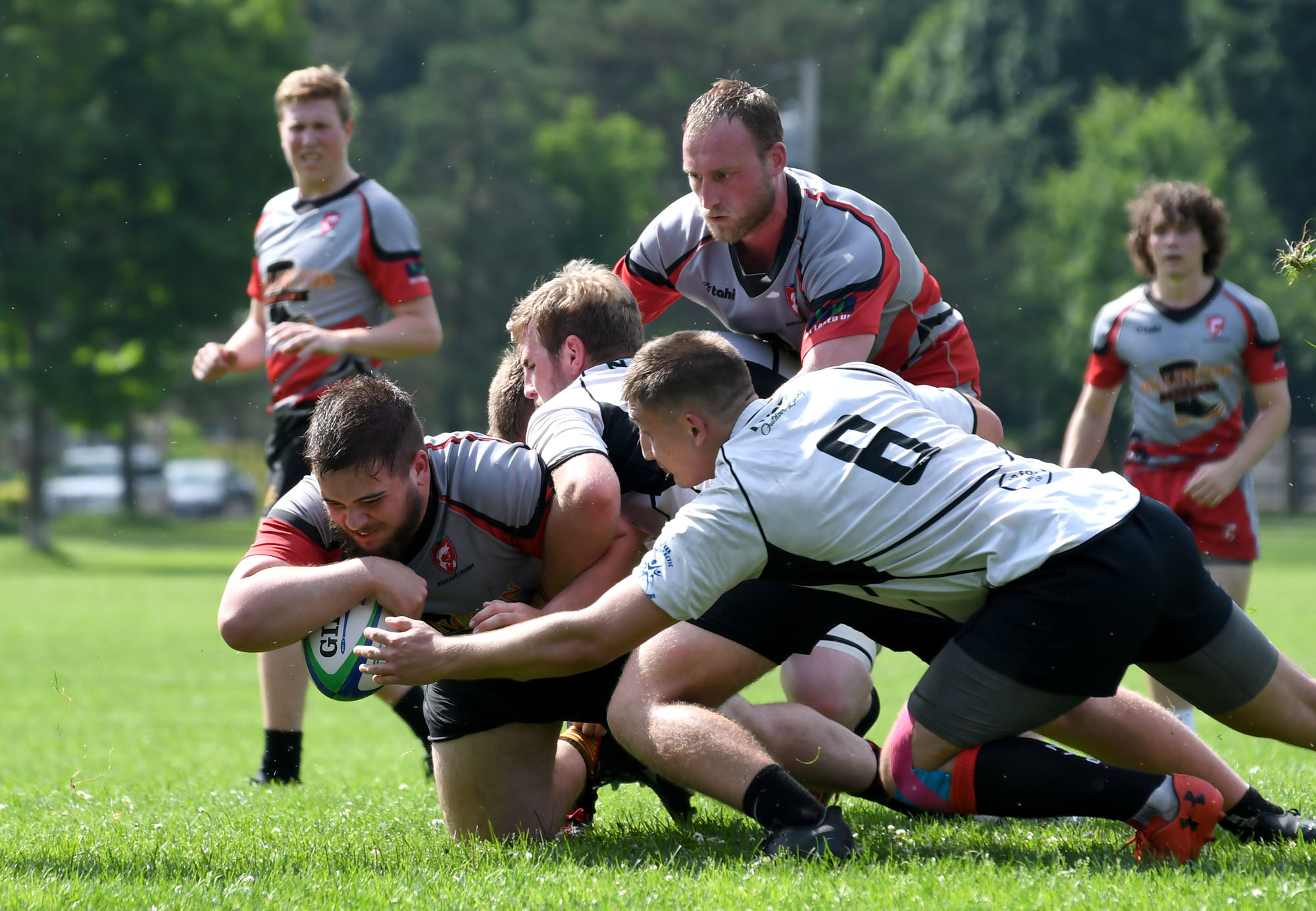 Photos: Guelph Redcoats-Sarnia NRU men A1 rugby