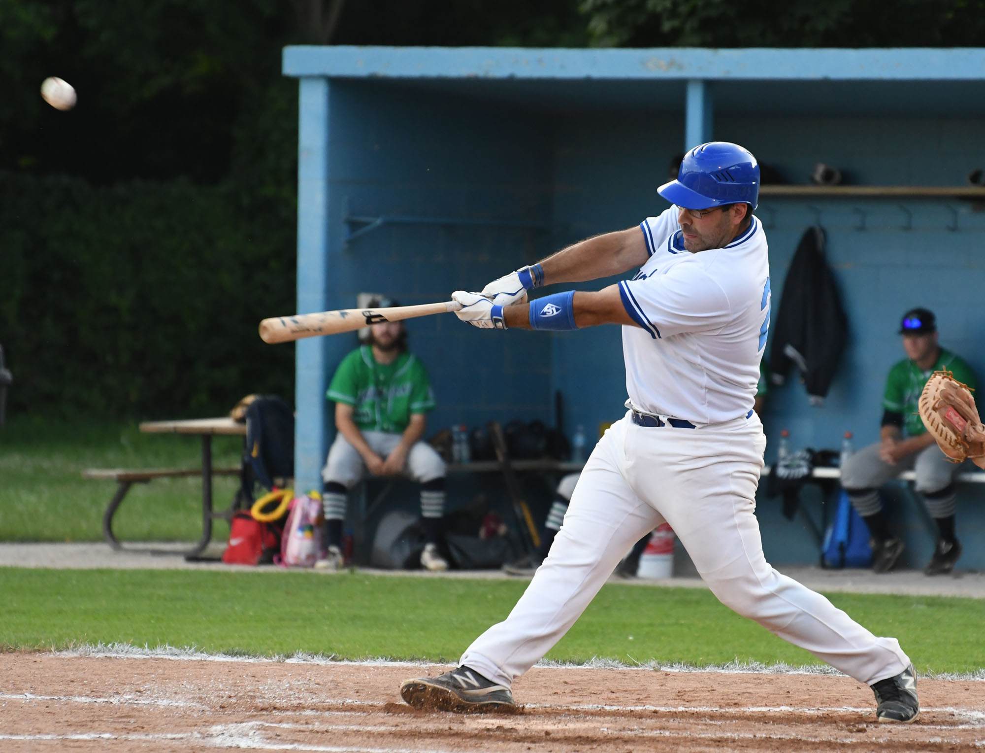 Photos: Guelph Royals-Welland IBL baseball
