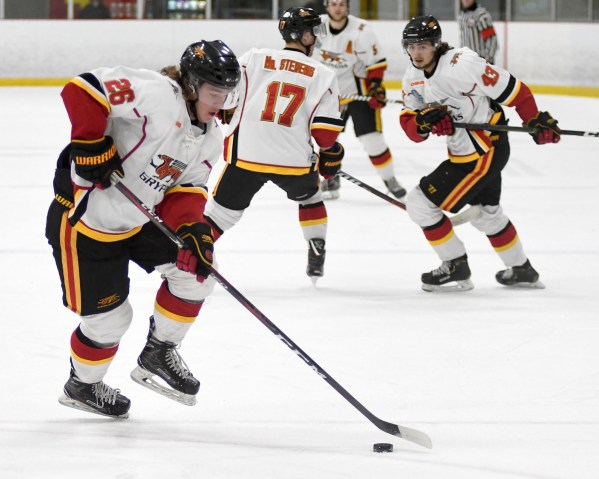 Photos: Guelph Gryphons-York men's hockey