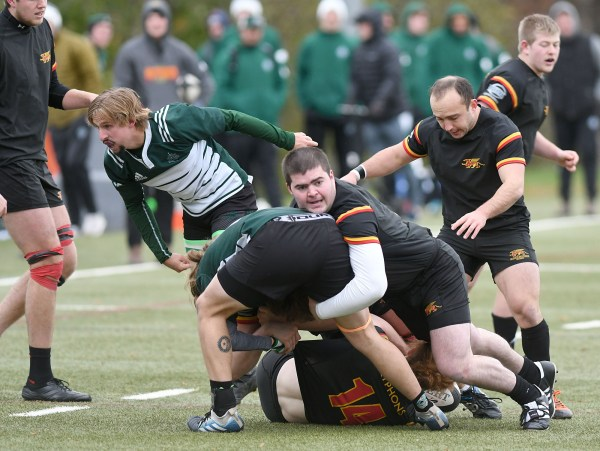 Photos: Guelph Gryphons-Trent men's rugby semifinal