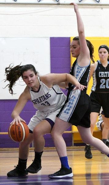 Photos: Centennial-Bishop Macdonell senior girls' basketball