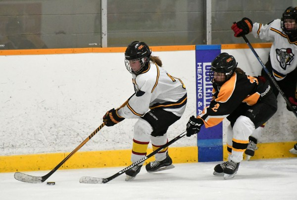 Photos: Centre Wellington-Lourdes girls' hockey