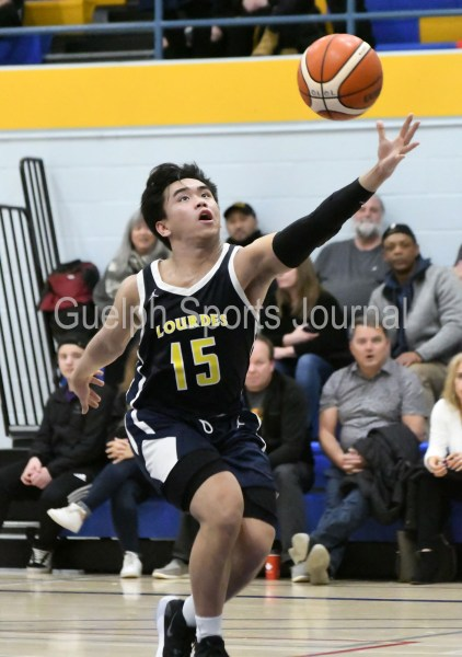 Photos: Lourdes Crusaders-Paris senior boys' basketball