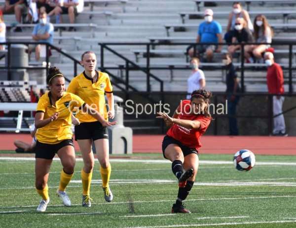 Photos: Guelph Union-Waterloo United L1O Women's Soccer