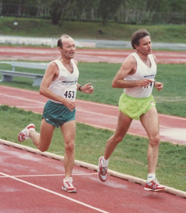 Vic Matthews and Usher Poluszny