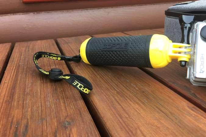 Handgriff, Stick, Bubber, GoPole, GoPro, Actioncam