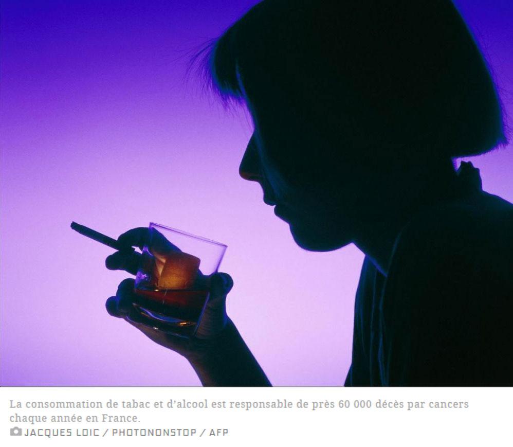 Tabac, alcool et cancer : testez vos connaissances