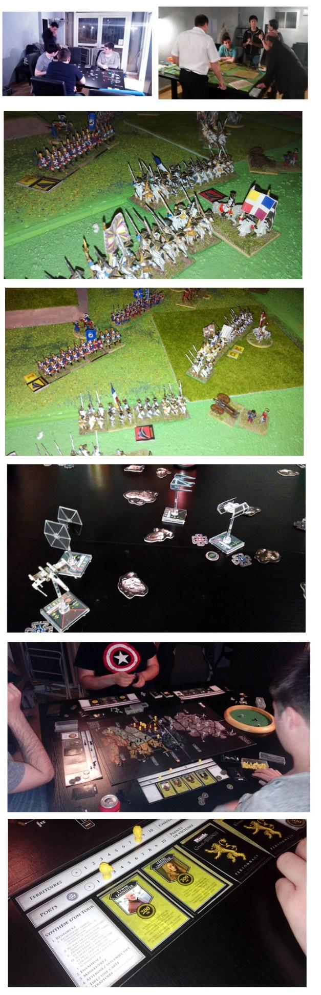 Champs de bataille XXIX
