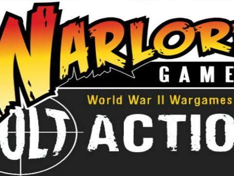 bolt action warlord games