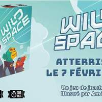 Wild Space bientôt chez Catch Up Games