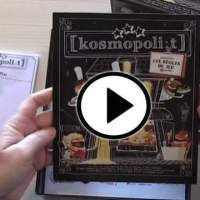 Kosmopoli[t]: le Unboxing