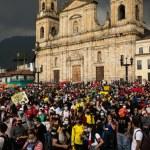 La rébellion colombienne