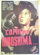 Affiche Hiroshima - 1953