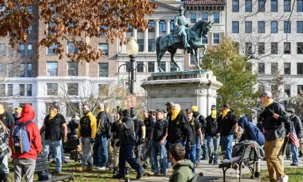 L'invasion du Capitole ou la contre-révolution américaine