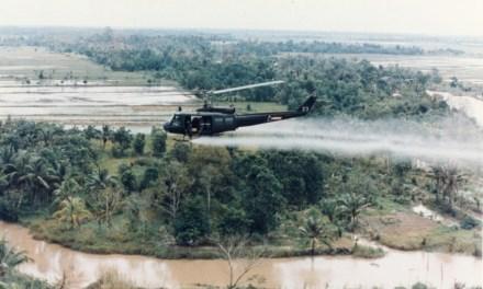 L'agent orange au Vietnam: une guerre biologique aux origines de la notion d'écocide