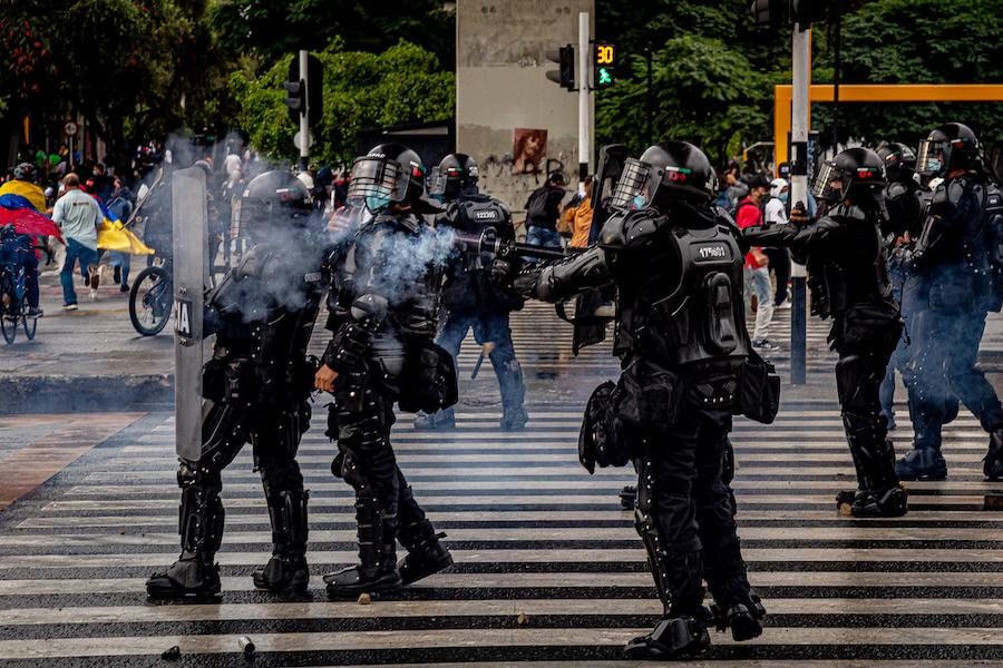 Medellin, mai 2021
