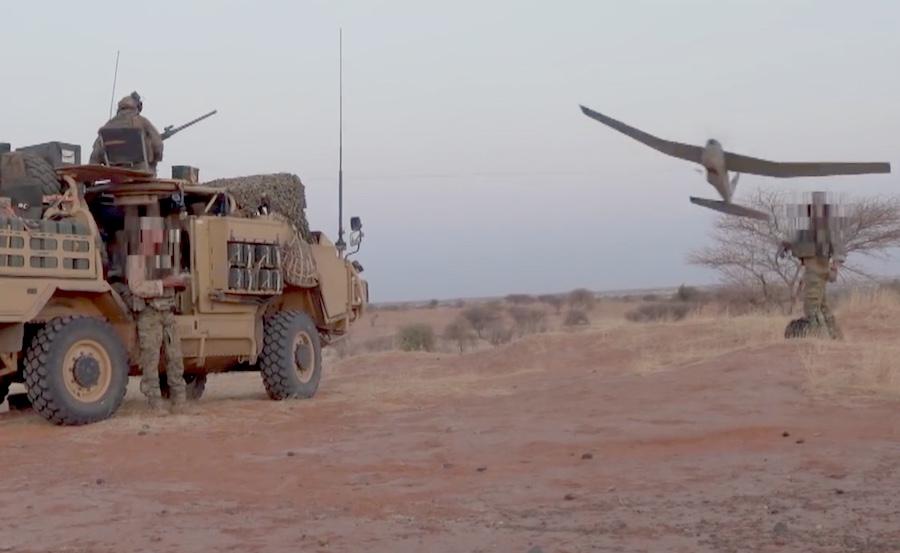 Drone, Task Force Takuba