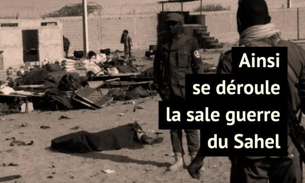 Ainsi se déroule la sale guerre du Sahel