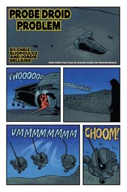 La storia della sonda su Tatooine
