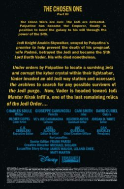 Dark Lord of the Sith #3 anteprima crawl