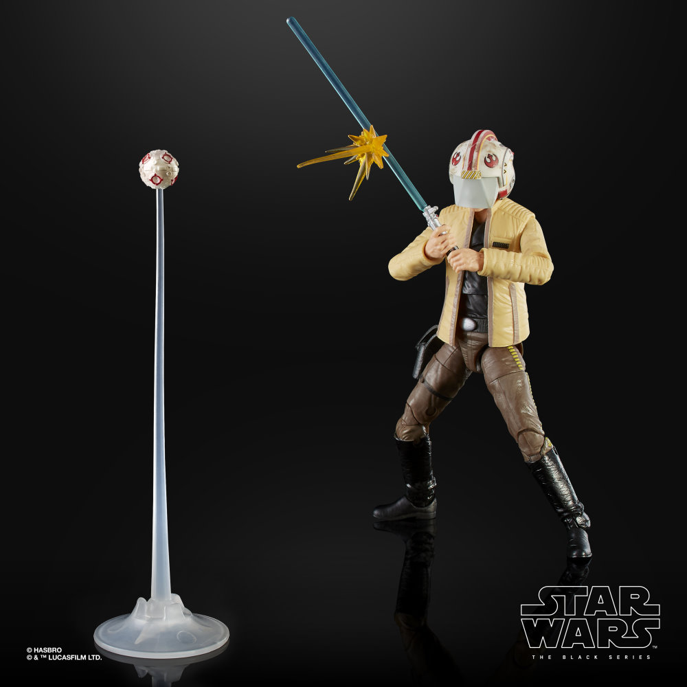 Black Series Luke Skywaler