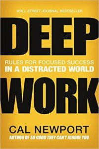 Cal Newport: Rules for focussed Success in a Distracted World